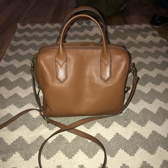 b6006ed9c9 Fossil Handbags - Fossil Fiona satchel